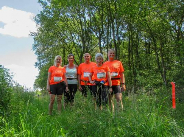 2019-06-22 Trail Gees-Meppen van Run Forest Run.